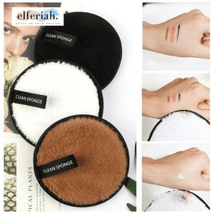Reusable Makeup Remover Pad - elferiah.com