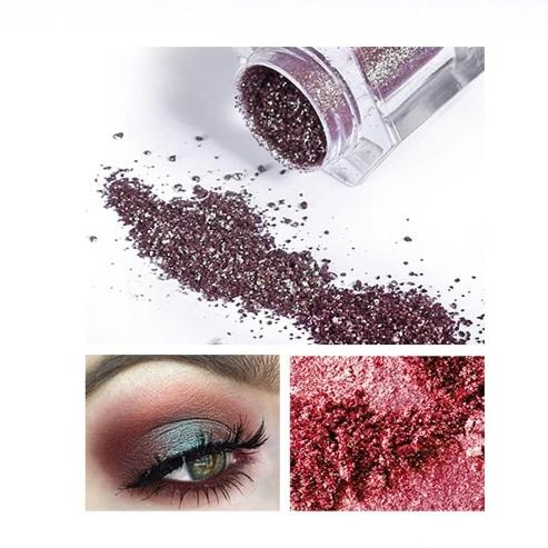 Shimmer High Pigmented Eyeshadow Powder - elferiah.com