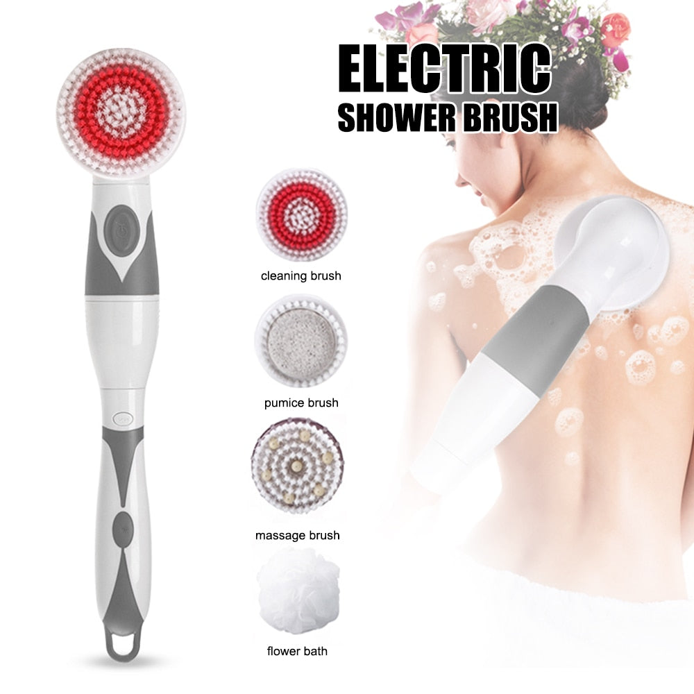 Electric Spa & Bath Brush - elferiah.com