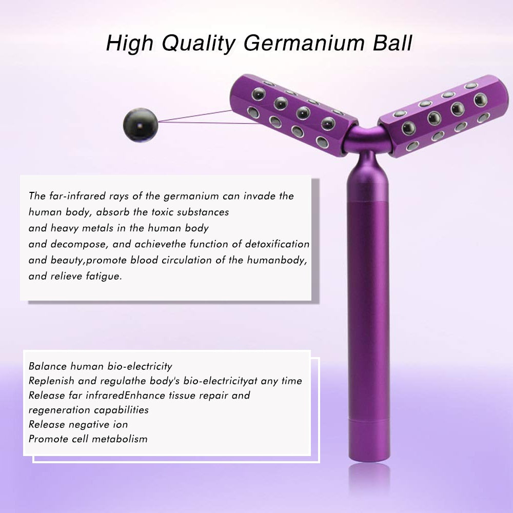 Germanium Face Roller - elferiah.com