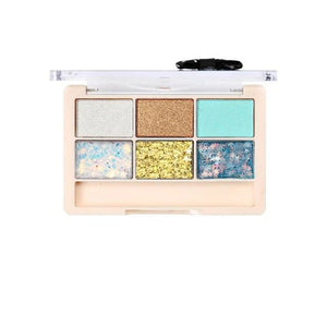Pearlescent Sequin Matte Eyeshadow - eleferiah.com