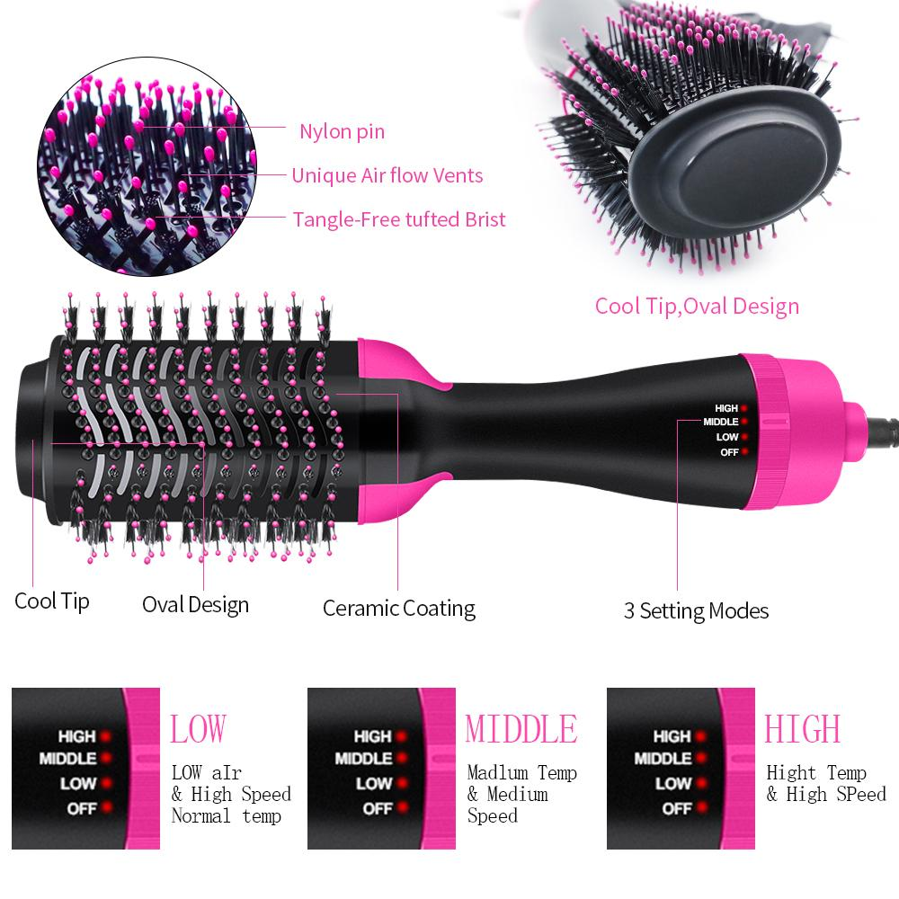 One-Step Hair Dryer & Volumizer - elferiah.com