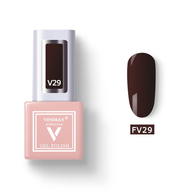 Gel Nail Polish - 60 Colors