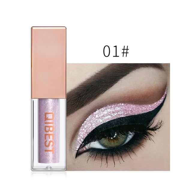 Glitter Liquid Eyeshadows - elferiah.com