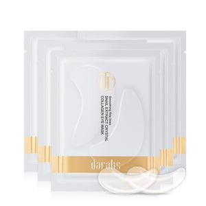 Snail Crystal Collagen Eye Masks - 5 Packs - elferiah.com