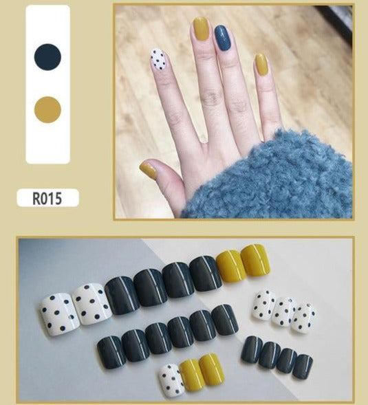 Cute False Nails Set - elferiah.com