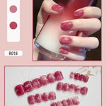 Cute False Nails Set