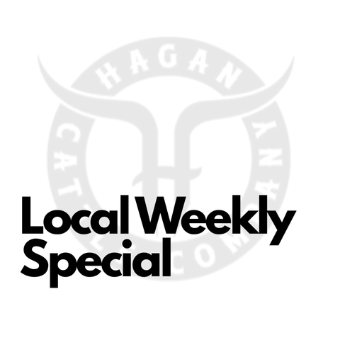 Weekly Local Special -Beef Variety Pack #2