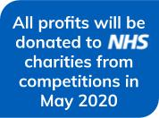 Equestrian Giveaways Donate to the NHS