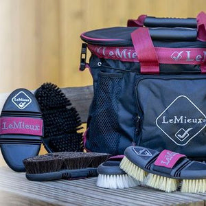 WIN!!! - LEMIEUX 7 BRUSH GROOMING KIT Worth £112 RRP