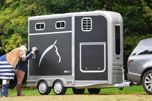 WIN!!! - EQUI-TREK Horse Trailer Worth £8,328 RRP