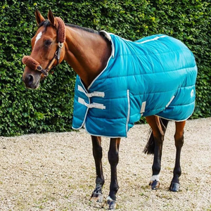 WIN!!! - Swish Stable rug bundle - Medium Weight and Heavy Weight + Detachable Neck Cover!