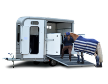 Load image into Gallery viewer, WIN!!! - EQUI-TREK Horse Trailer Worth £8,328 RRP