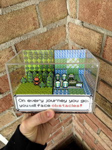 Pokémon RBY & GSC - Obstacles