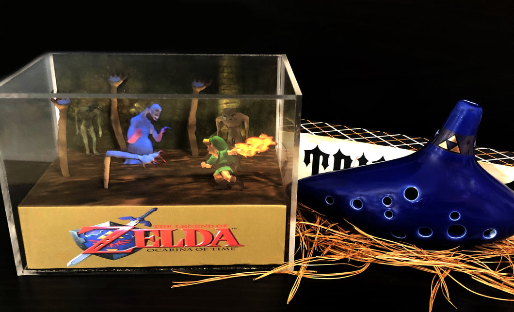 TLoZ: Ocarina Of Time