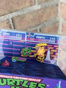 TMNT IV: Turtles in Time - Sewer Surfin'