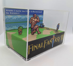 Final Fantasy II (US Version) - Rydia's Rage