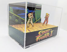Load image into Gallery viewer, Street Fighter 2 - Ryu Vs Ken Ft. Ryu's Arena