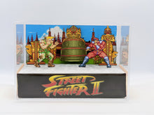 Load image into Gallery viewer, Street Fighter 2 - Guile vs Bison
