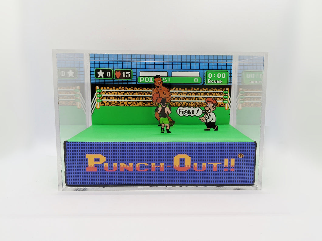 Punch-Out!! - The Dream Fight!! w/Mike Tyson Ft. Classic Little Mac