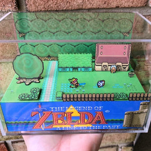 The Legend of Zelda: A Link to the Past - Kakariko Village