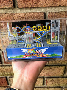Sonic The Hedgehog 2 - Chemical Plant