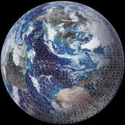 1,000-piece Circle Earth Jigsaw Puzzle
