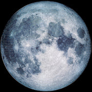 1,000-piece Circle Moon Jigsaw Puzzle