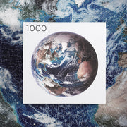 The EARTH Series — 1,000-piece Circle Earth Jigsaw Puzzles