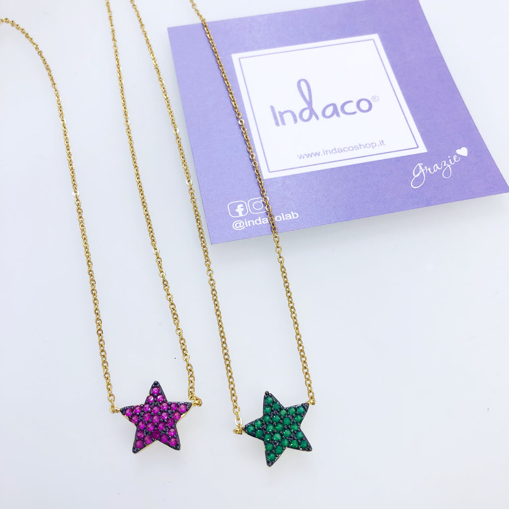 Collana star color