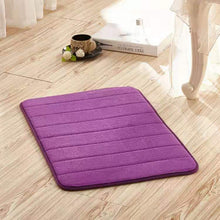 Load image into Gallery viewer, 3 for $11 SG Stocks Floor/Living Room/Indoor/Bathroom Mat Memory Foam Bath Mat Anti Slip