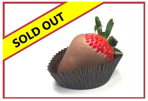 Chocolate Strawberries SOLD OUT