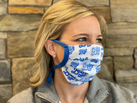 Blue 84 Logo Masks (pack of 4)