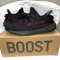 Yeezy 350 V2 Boost Black Red