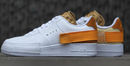 "Nike Air Force 1 Type ""White/Gold"" (4641244217422)"
