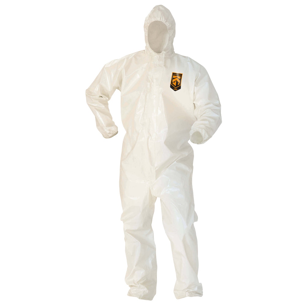 Kleenguard A80 Coveralls (Case of 12 or 10 based on size)