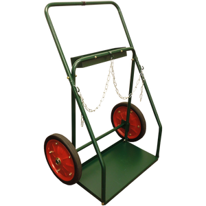 "CYLINDER CART MEDIUM 14"" WHEELS"