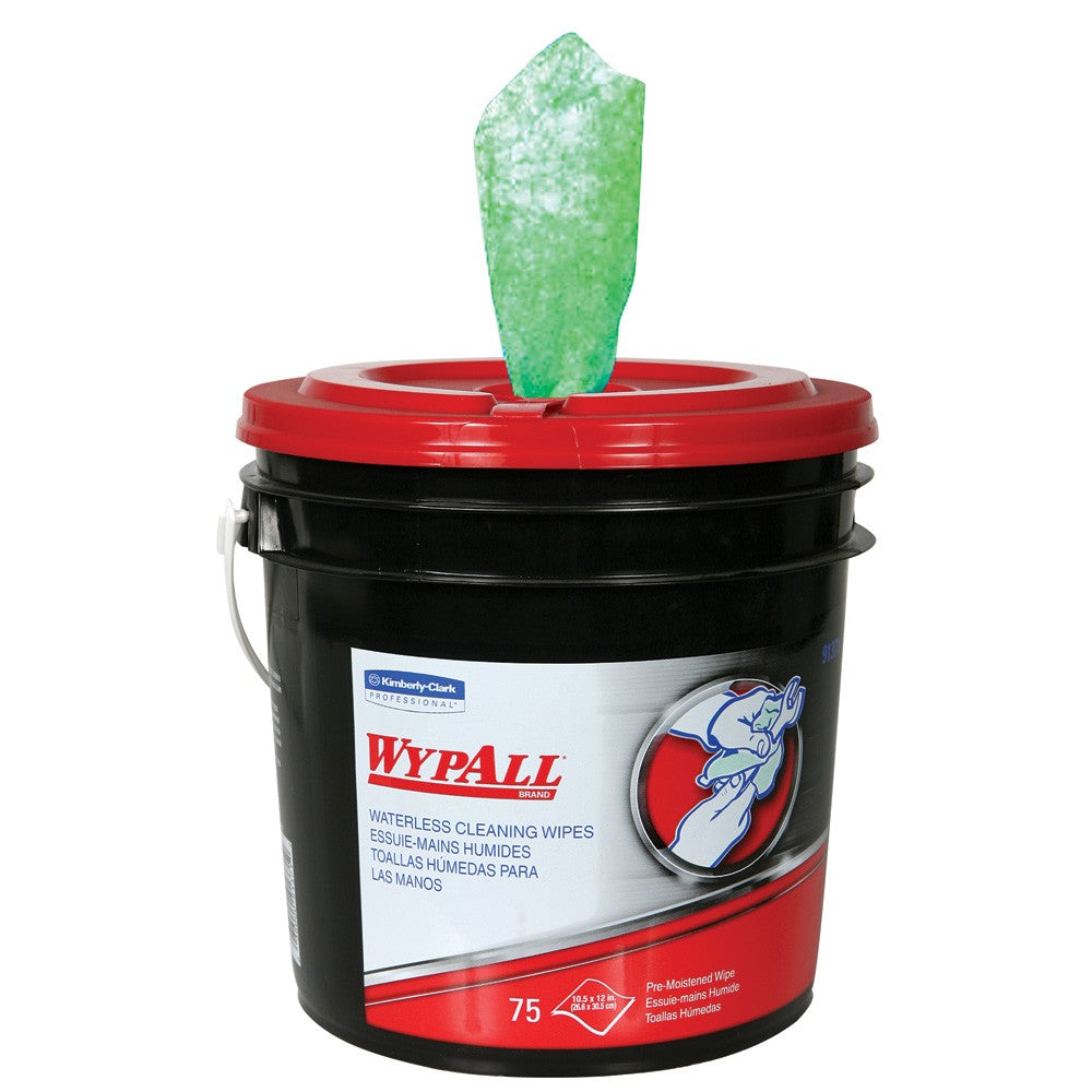 WypAll Waterless Industrial Cleaning Wipes