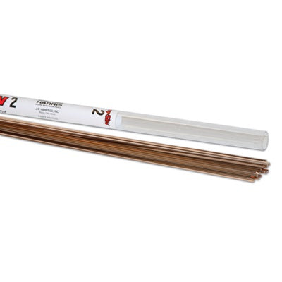 2520R Stay silv brazing rod. 2% 3/32 diameter, 20 inches long. round