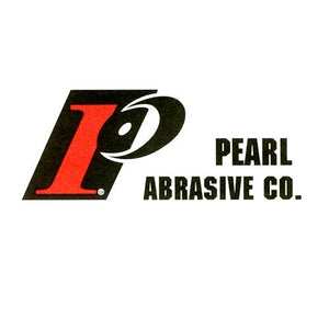 PDR6080 - 6 in. FIL-FREE DISCS ALUMINUM OXIDE LIGHTWEIGHT BACKING - PEARL ABRASIVE