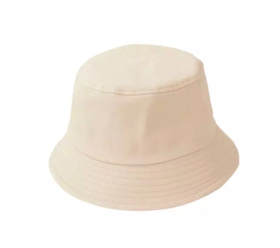 ZOÉ - BUCKET HAT - BEIGE