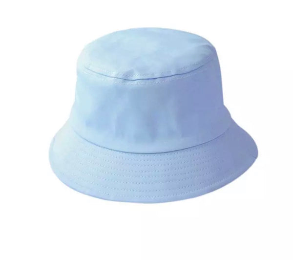 ZOÉ - BUCKET HAT - BLUE