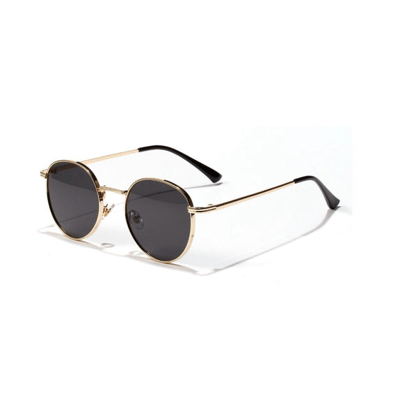 SOFIA - EYEWEAR - GOLD & BLACK
