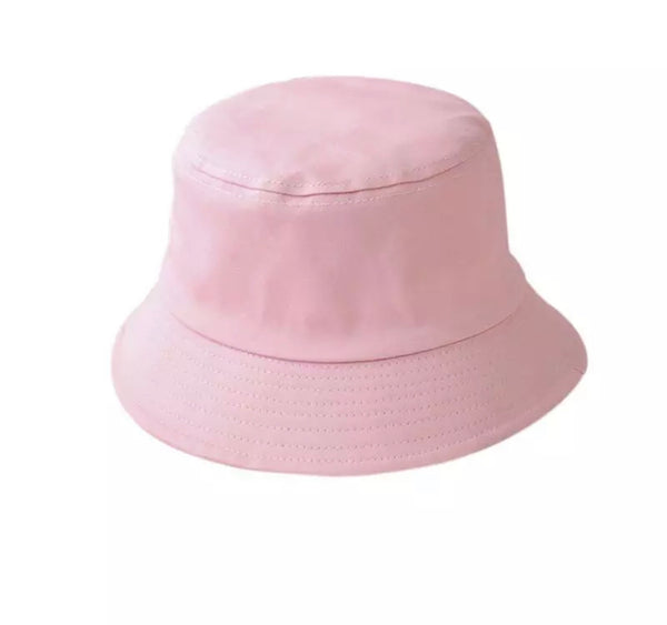 ZOÉ - BUCKET HAT - PINK