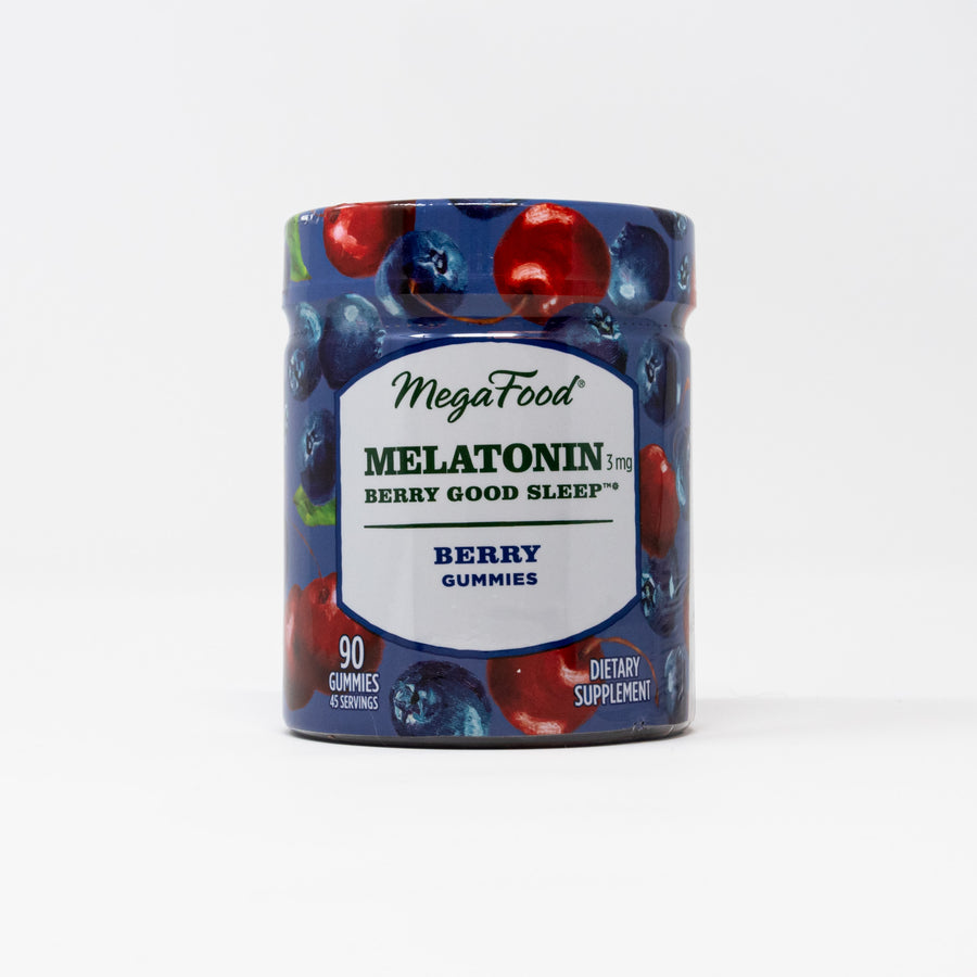 Melatonin Berry Good Sleep
