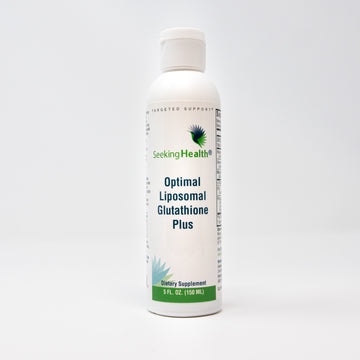 Optimal Liposomal Glutathione Plus