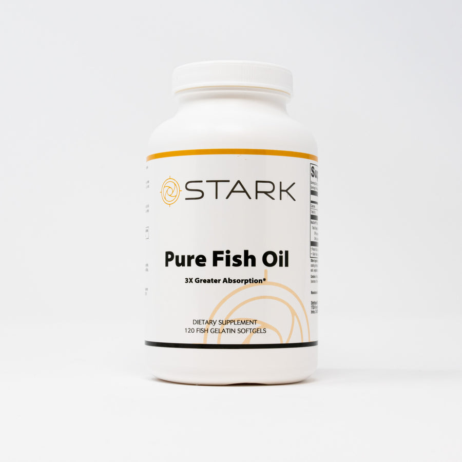 Pure Fish Oil 120 ct.