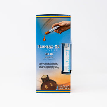 Tumerow-XL Front of Package