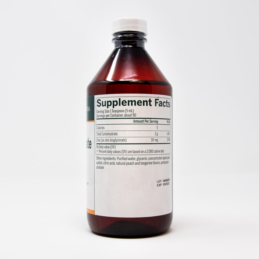 Zinc Glycinate Liquid