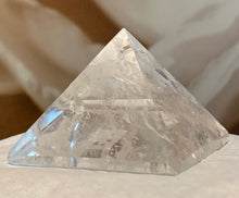 Load image into Gallery viewer, Clear Quartz Pyramid